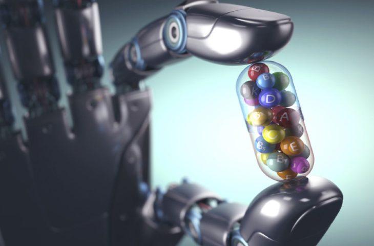 Makine öğrenimi ile ilaç