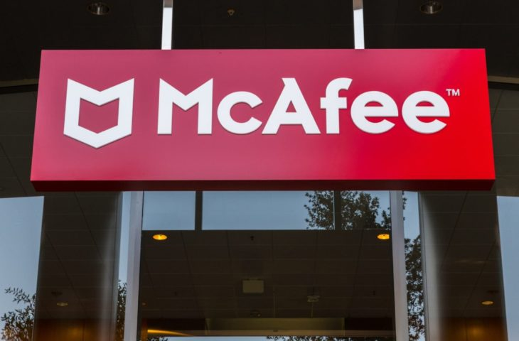 McAfee MWC 2020