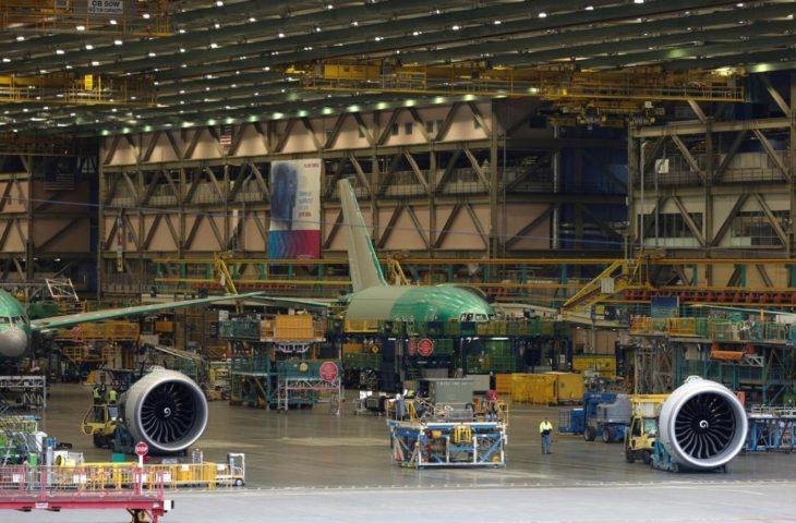 Boeing koronavirüs