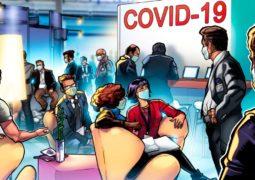 Crypto Against COVID kampanyası