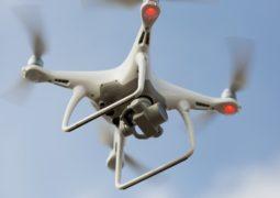 Drone ile koronavirüs