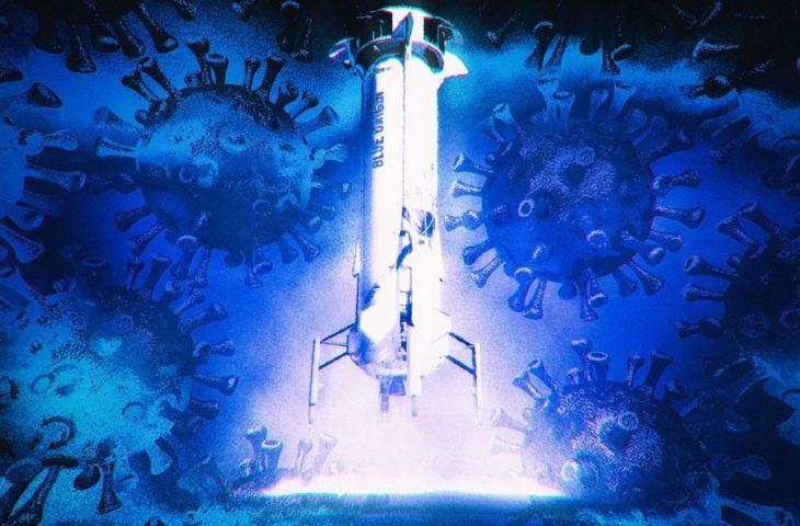 Blue Origin çalışanları