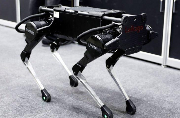 Yapay zeka ile robotlar