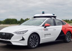 Yandex yeni otonom sürüş